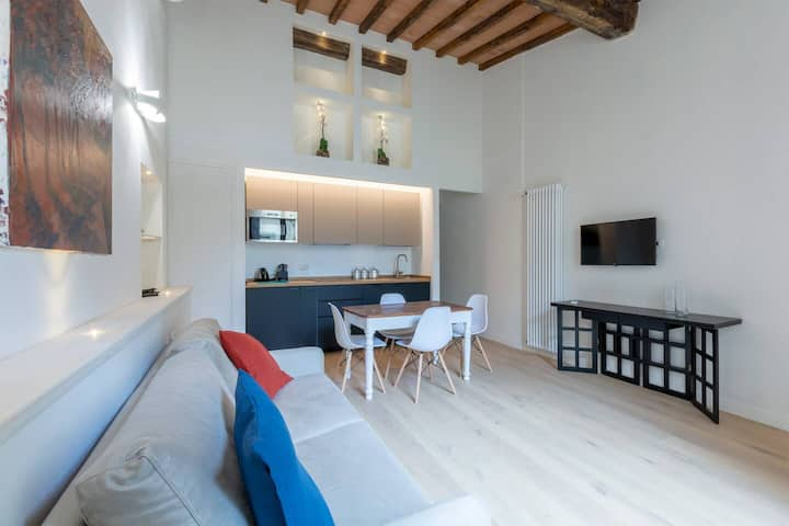 Luxury Home Florence con terrazza vista Firenze