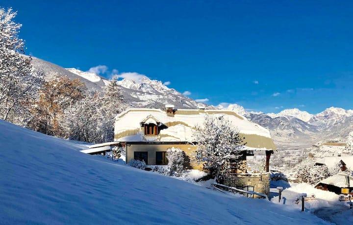 Gite Le Champignon, Panoramic view, 3 stars