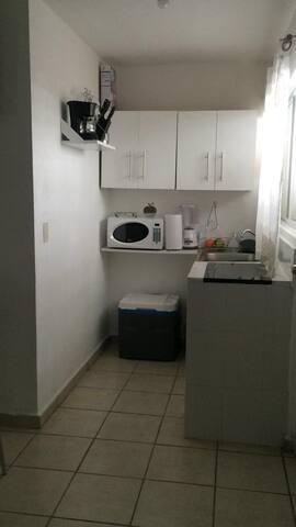 Departamento en Cuernavaca - Emiliano Zapata - Condominium