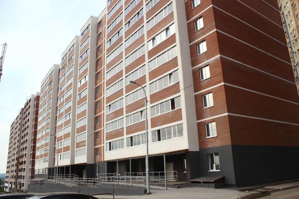 Дом в котором находится Квартира