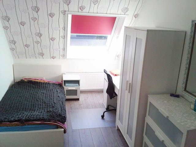 Gemütliches Zimmer/Cozy Room - Kalkar
