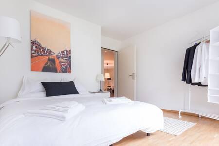 BIG APT 17MIN FROM ZURICH MAIN STATION - Regensdorf - Apartament