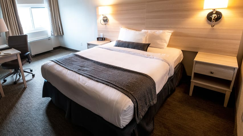 Bromont Auberge 1 bed and 1 sofa-bed