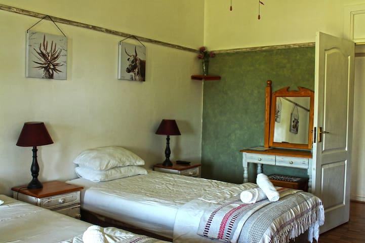 Cycad Veranda Suite