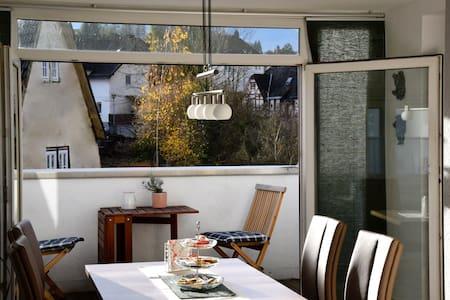 Ferienwohnung Janssen für 4 Personen in Herborn - Herborn - 公寓