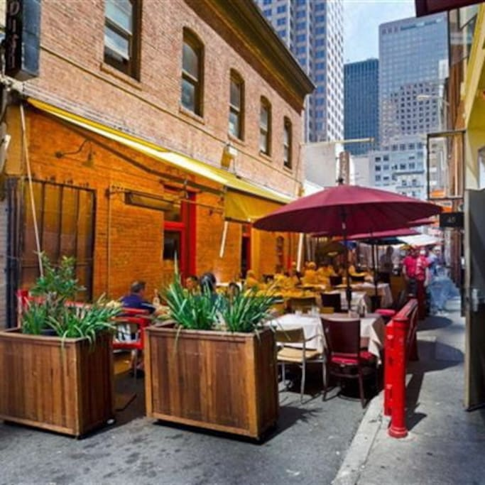 Studio gem oasis in a perfect central sf location - Airbnb san francisco office phone number ...