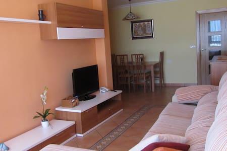 fantástico piso con vistas al Rio Guadiana - Lejlighedskompleks