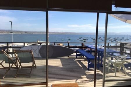 Casa en Tongoy frente al mar maravillosa vista