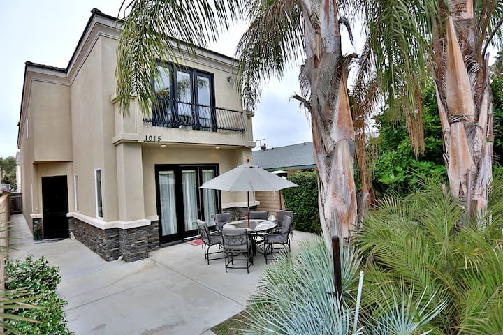 Stunning vacation house near beach - Huntington Beach - Huis