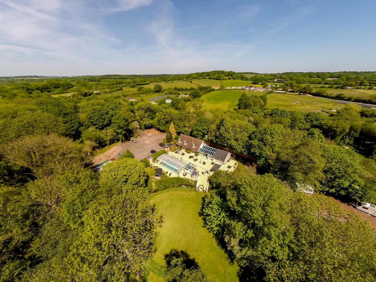 Beautiful location in the Dorset Countryside
