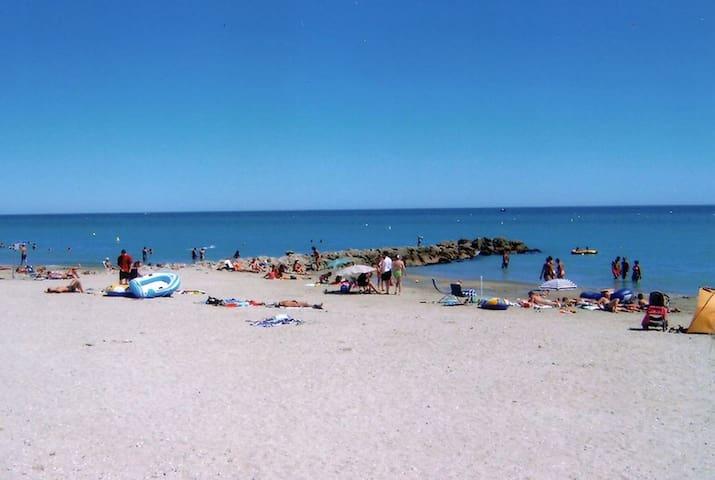Chambre d'hôtes  bord de mer Frontignan-Plage