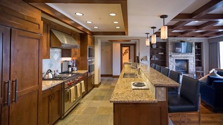 2 bedroom residence at Ritz Carlton Club Truckee
