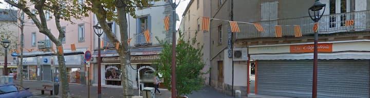 L'Oustal de Marinette,maison en centre ville