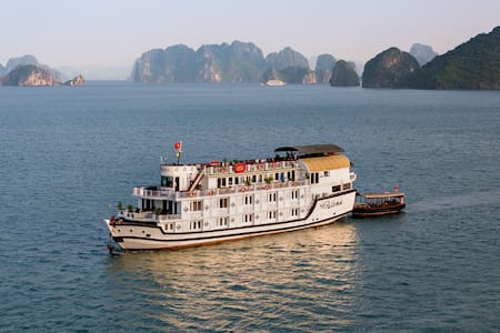 2 Days/1 Night Paloma Cruise 4* - Hạ Long - Boat