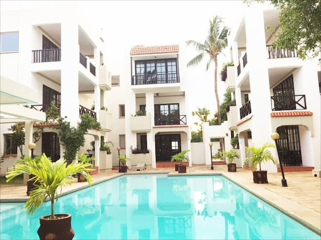 Diani Holiday apartments 3