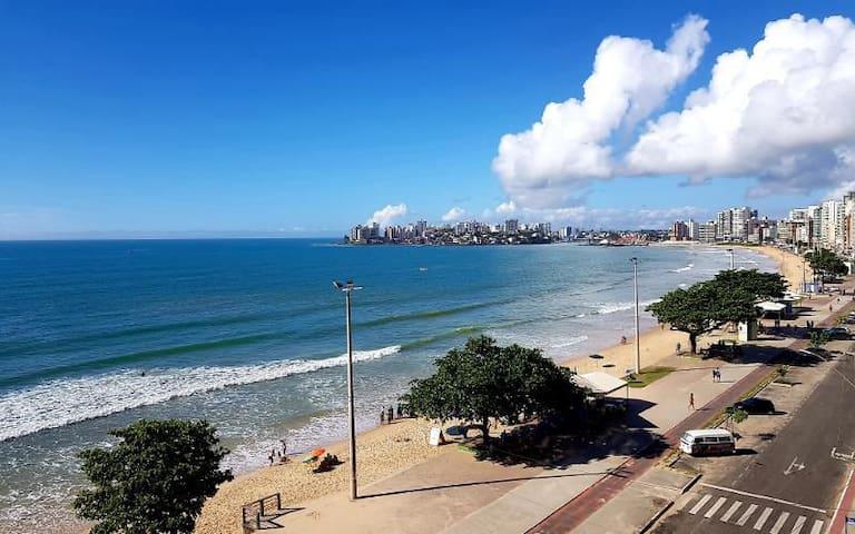 Apartamento de frente para o mar - PRAIA DO MORRO