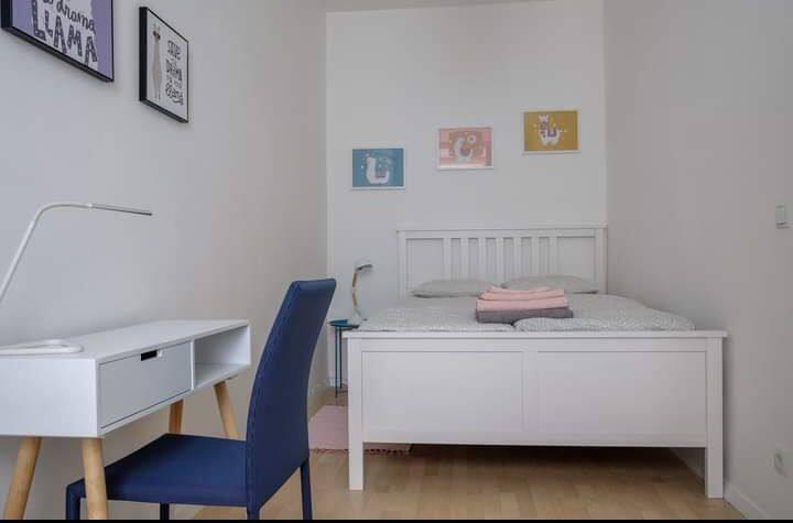 Spacious & cozy double room. District 17
