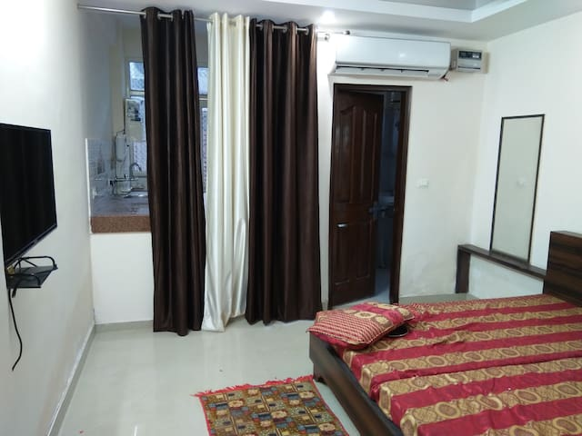 Hare Krishna Studio Apartment