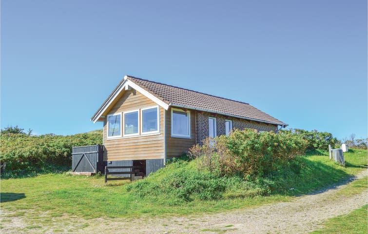 Holiday cottage with 1 bedroom on 33m² in Ringkøbing