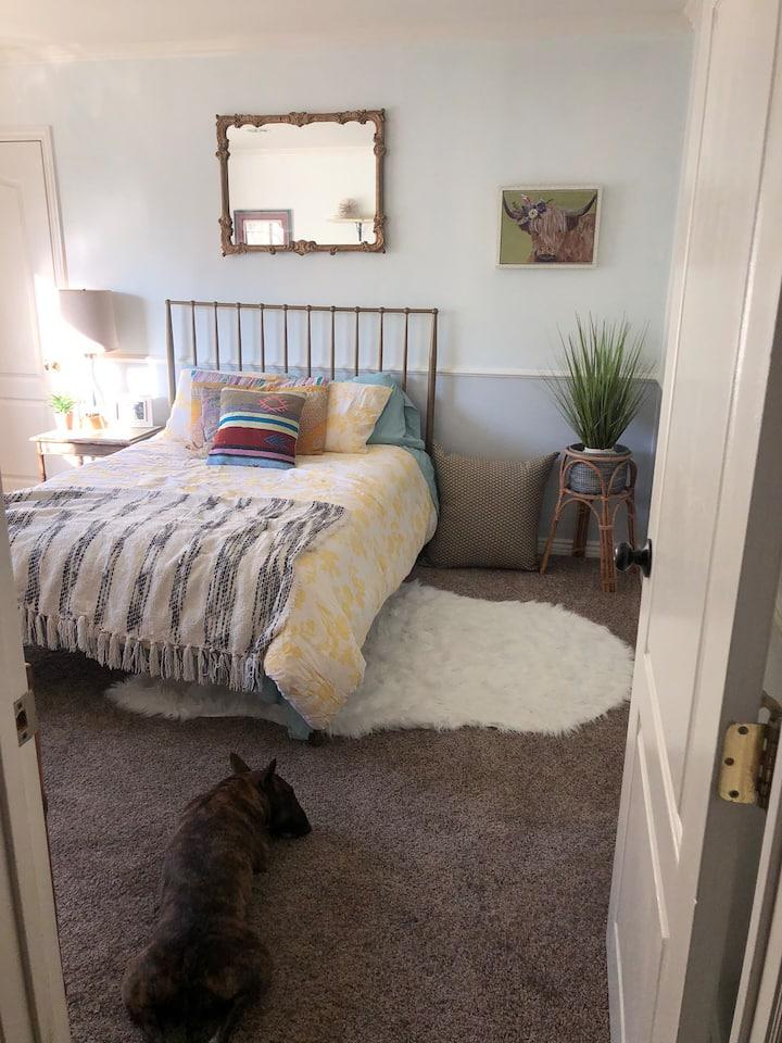 Cozy BoHo Home