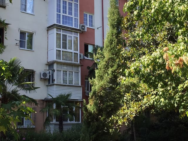 Апартамент на Цветном бульваре