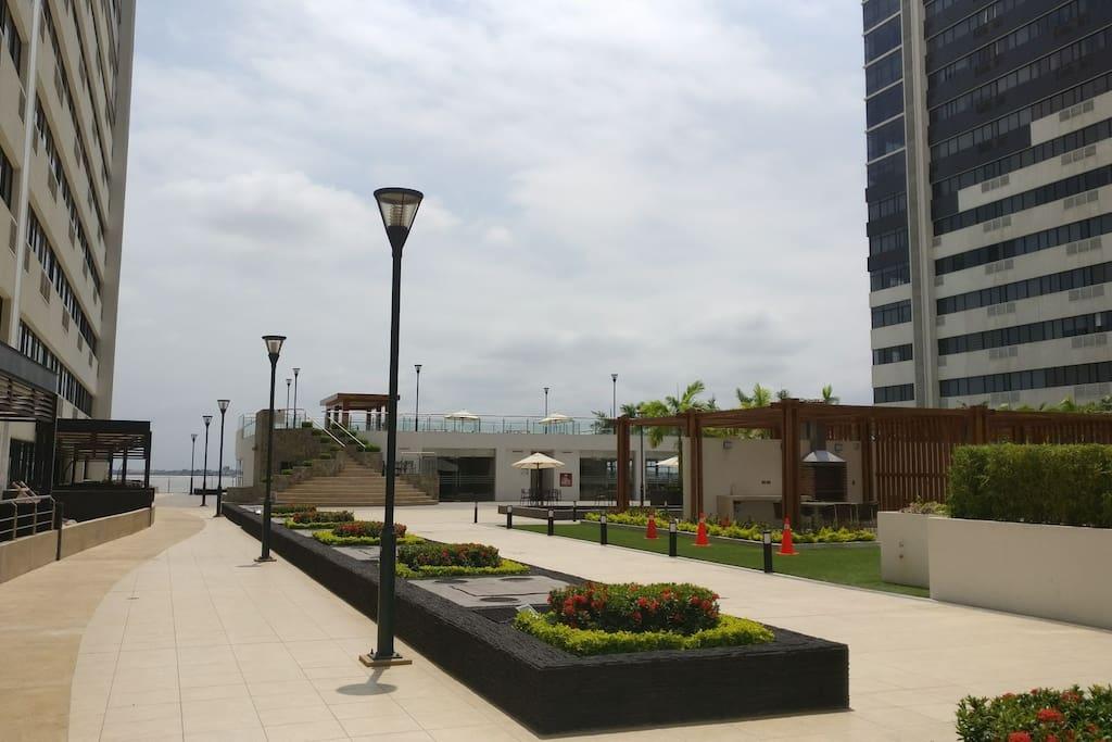 Area Social - Torres Bellini.
