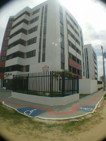 Apartamento novo na Orla de Aracaju com wifi