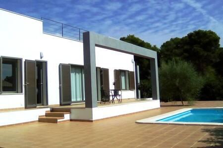 Mallorca Chalet con piscina al lado del mar, WIFI - Vallgornera - 独立屋