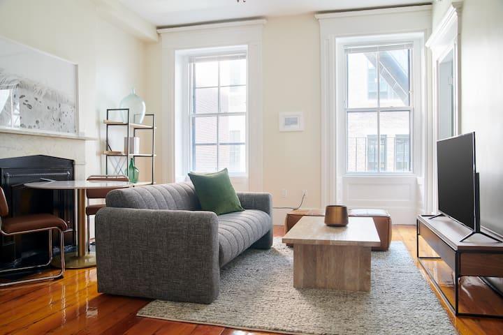 Sonder | Hancock Suites | Lovely 1BR