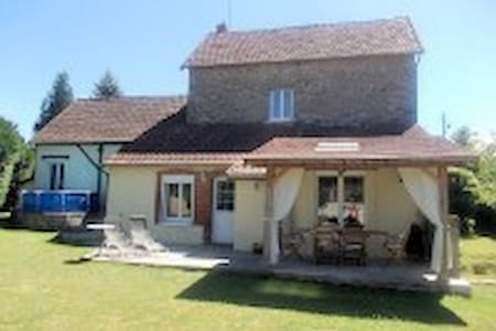 Detatched holiday home, Notre Maison Les Bordes - Saint-Plantaire