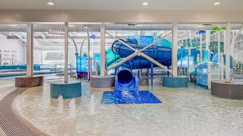Beachwoods Resort- 2 bdrm loft- weekly