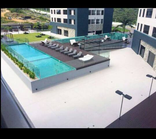 Lindo apartamento na Praia Brava !!!