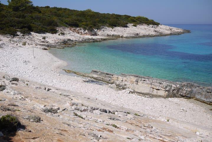 Quite ,peaceful and beautiful place near sea - Vela Luka - Byt