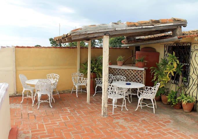 Las Terrazas de Valentin [Casa independiente]