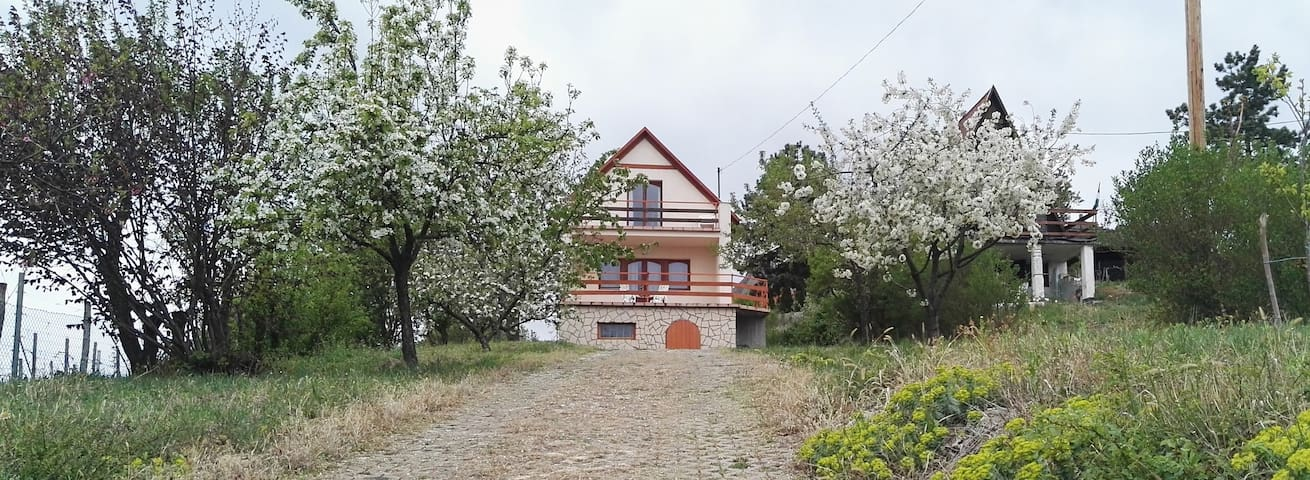 Panorama Guesthouse in Sukoró at Lake Velence - Sukoró - Guesthouse