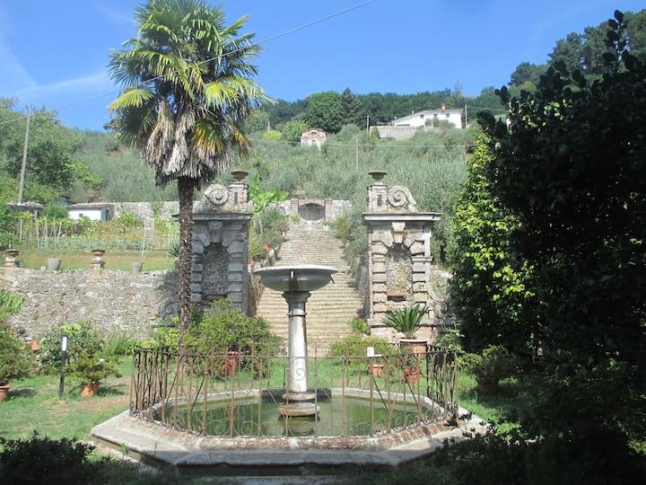 un angolo di paradiso a pochi chilometri da Lucca