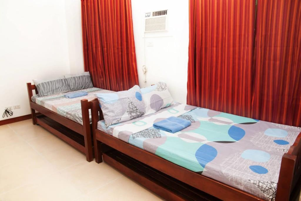 enjoy stay in our family room that good for 4 person