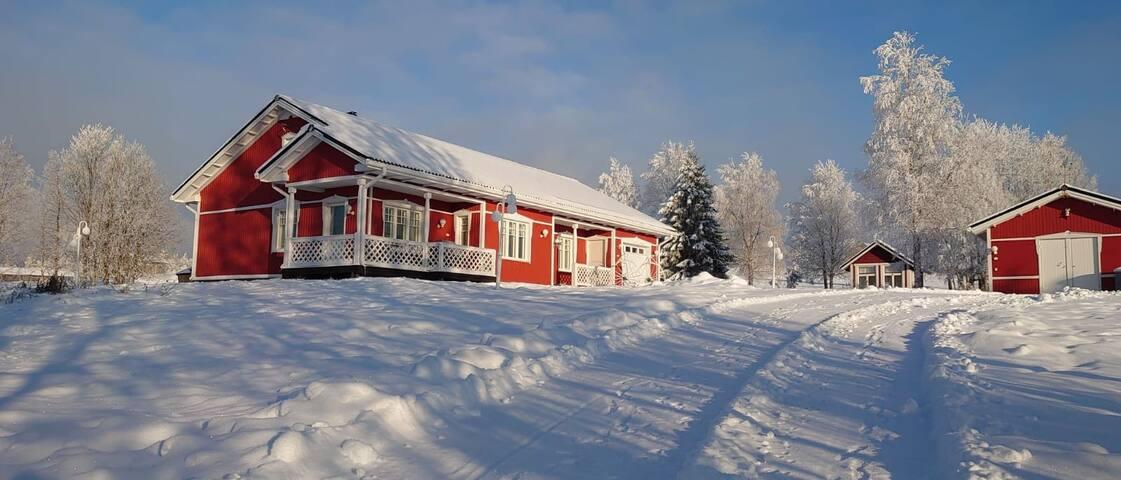 Ketorinne country house, Free WIFI
