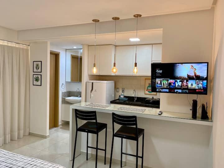 Conforto e ambiente agradável - AP Luxo e Requinte