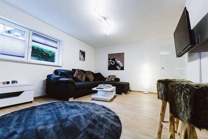 Mitten in Wiesloch schicke 2-Zimmerwohnung - Wiesloch - 公寓