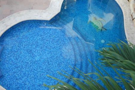 Casa Mandarina Cozumel 2 bedrooms unit with pool - San Miguel