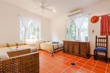 Garden Casita with 2 bedrooms