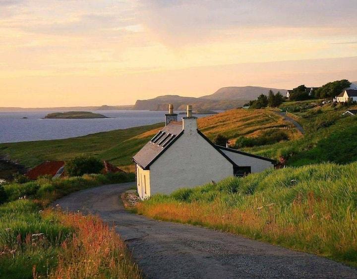 Minchview, Kildonnan, Isle of Skye.