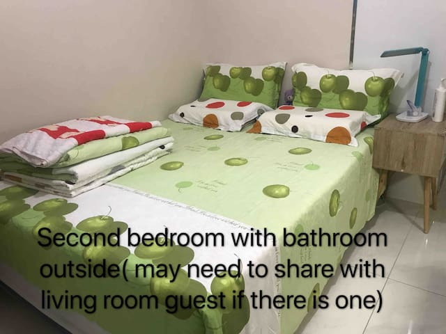 Sydney west PARRAMATTA double bed 1 min train&mall
