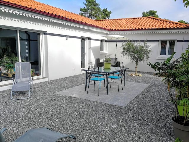 Maisonette 63m2 between beach and forest Andernos les Bains 4 persons