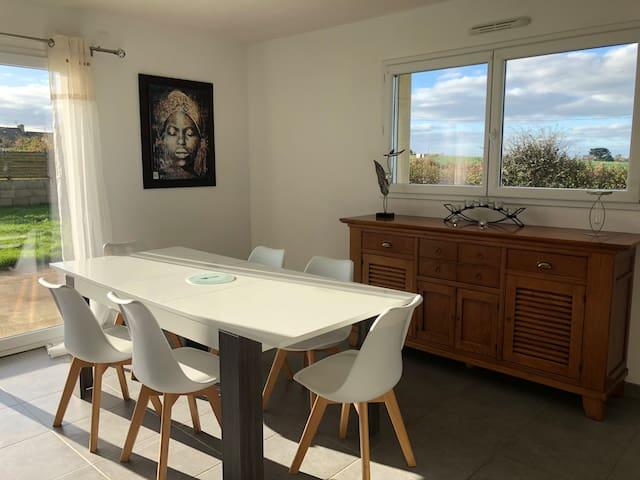 Maison plain pied / Single storey house