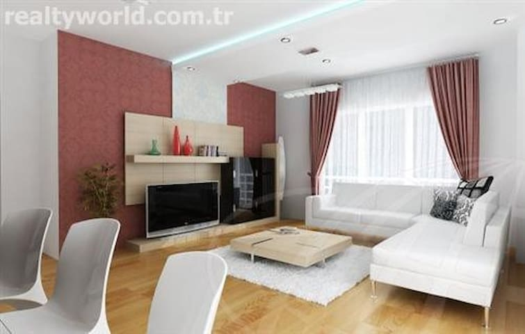 7th Floor Flat - Gallipoli - Квартира