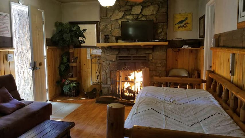 -17, No Fees Cabins 4 Less, sleeps 2 to 4