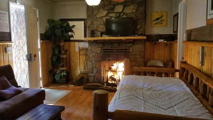 #17, No Fees Camping Cabins 4 Less, sleeps 2 to 4