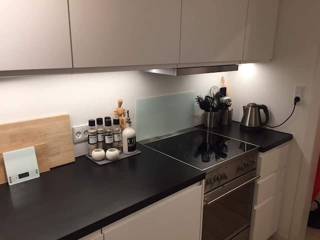Cozy, quiet and new apartment with good location - Aarhus - Apartamento